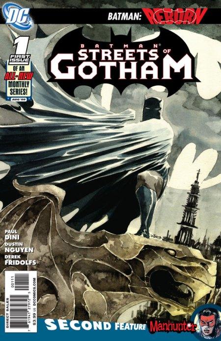 Streets of Gotham #!